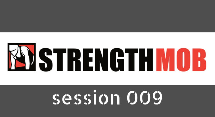 strength mob 009 workout